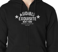 Audibly Exquisite - Knockout Zipped Hoodie