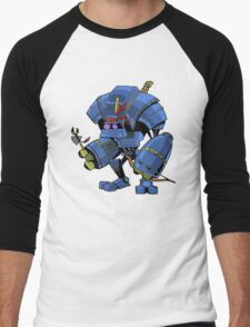 Robot Brave Men's Baseball ¾ T-Shirt