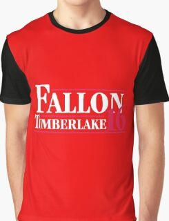 Fallon timberlake 16 Graphic T-Shirt