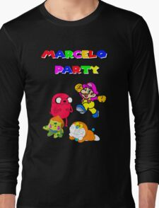 MARCELO PARTY Long Sleeve T-Shirt