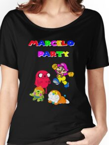 MARCELO PARTY Women's Relaxed Fit T-Shirt