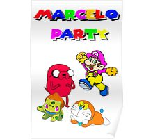 MARCELO PARTY Poster