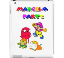 MARCELO PARTY iPad Case/Skin