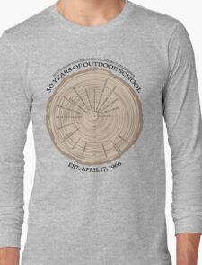 50th Anniversary (fcb) Long Sleeve T-Shirt