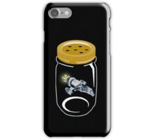 Firefly catch iPhone Case/Skin