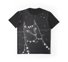Waiting for the fisherman's boat Graphic T-Shirt