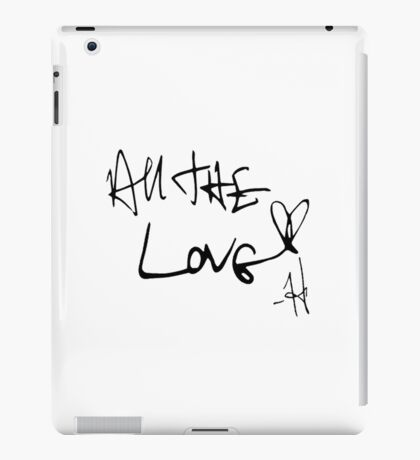 One Direction All the Love iPad Case/Skin