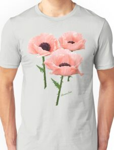When You Say Nothing At All~ Poppies T-Shirt