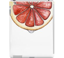 Blood orange iPad Case/Skin
