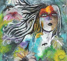 Let Her Fly by Faith Magdalene Austin
