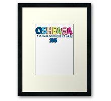 Osheaga 2016 Framed Print
