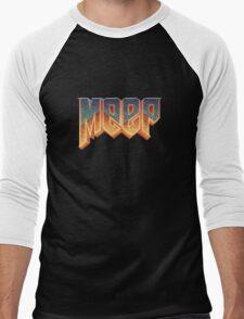 Doomed meep  Men's Baseball ¾ T-Shirt
