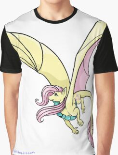 Dragonshy Graphic T-Shirt