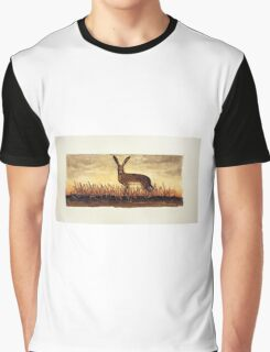 The Brown Hare Graphic T-Shirt