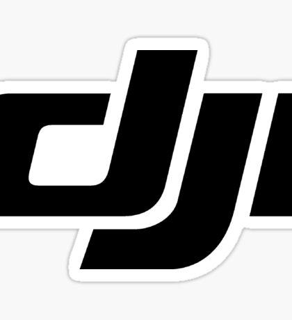 Dji Drone Logo Sticker