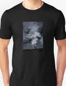 Kilauea Volcano at Kalapana 3a Unisex T-Shirt