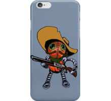 Robot Bandito iPhone Case/Skin