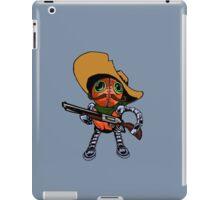 Robot Bandito iPad Case/Skin