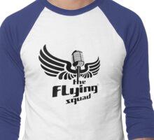 THE FLYING SQUAD Men's Baseball ¾ T-Shirt