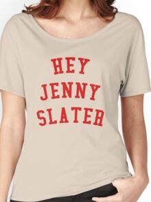 HEY JENNY SLATER Women's Relaxed Fit T-Shirt