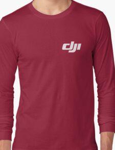 Dji Drone Logo Long Sleeve T-Shirt