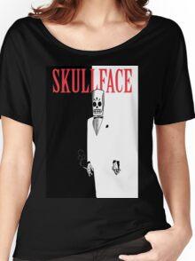 Skullface Women's Relaxed Fit T-Shirt