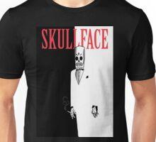 Skullface Unisex T-Shirt