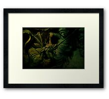 Saint George the Dragon Slayer Framed Print