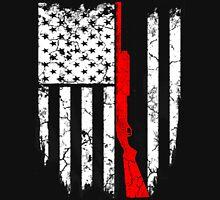 shotgun flag Unisex T-Shirt