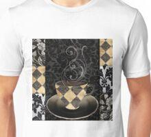 Cafe Noir Harlequin Unisex T-Shirt