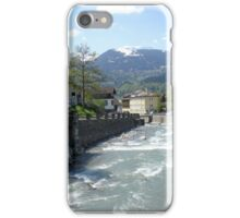 Sparkling Stream iPhone Case/Skin