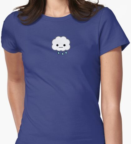 Every Cloud has a Silver Lining Womens Fitted T-Shirt