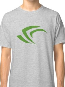 old vintage nvidia geforce Classic T-Shirt