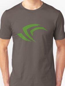 old vintage nvidia geforce Unisex T-Shirt