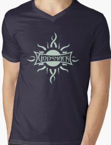 godsmack vintage Mens V-Neck T-Shirt