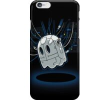 Ghost in the Puck iPhone Case/Skin