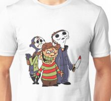 Ded Dead and Deadly Unisex T-Shirt