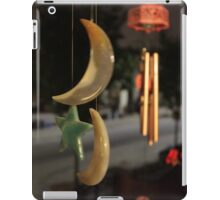 Lunar Windchimes  iPad Case/Skin