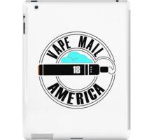 vape mail iPad Case/Skin