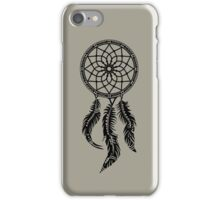 Dream Catcher, dreamcatcher, native americans, american indians, protection iPhone Case/Skin