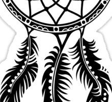 Dream Catcher, Native American Indians, Protection Sticker