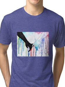 Love Sees No Color Tri-blend T-Shirt