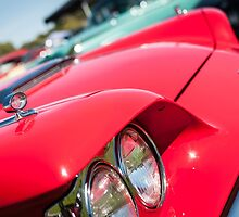 All American Cars - Thunderbird by Clintpix