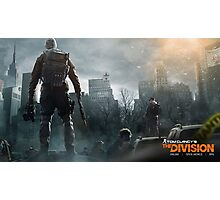 Tom Clancy's The Division  Photographic Print