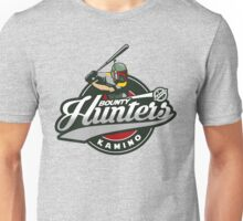 Bounty Hunters baseball  Unisex T-Shirt