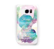 Ohana Samsung Galaxy Case/Skin