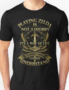 Playing Zelda is A Way Of LIFE T-Shirt