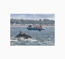 Dolphins at Chanonry Point  Unisex T-Shirt