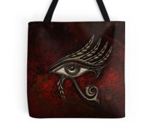 Eye of Horus , Symbol Wisdom & Truth, Protection Amulet Tote Bag