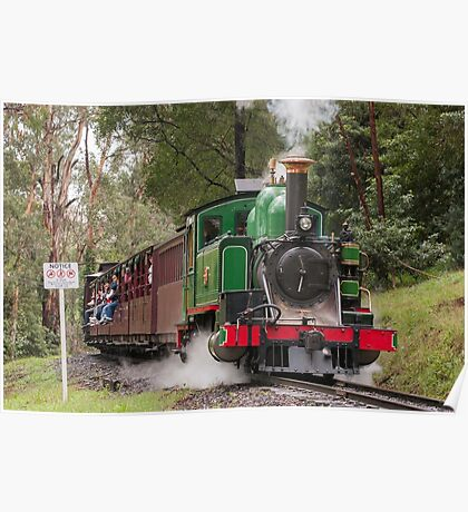 Puffing Billy Poster